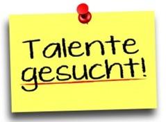 Talente gesucht2