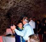 Feiern im Gewölbekeller